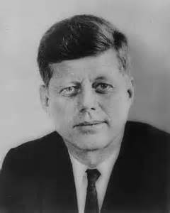 肯尼迪总统(1917-1963)