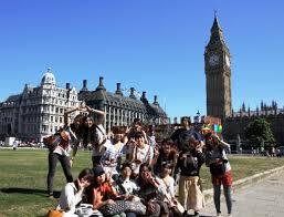 欧美大学里的亚裔学生