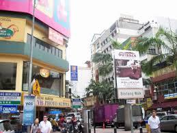 吉隆坡商业街